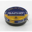 Cirage pâte luxe SAPHIR acajou boîte 50ML