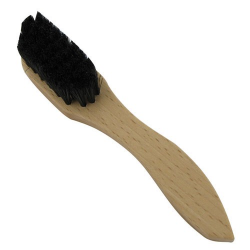 Brosse cirage poils noirs SAPHIR