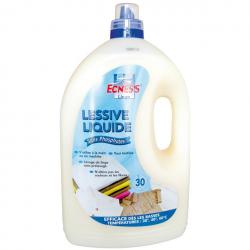 Ecness lessive linge liquide 3L sans phosphate