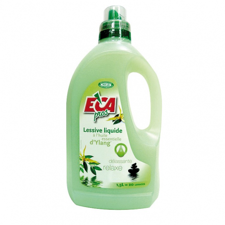 Eca lessive liquide huile ylang 1.5l