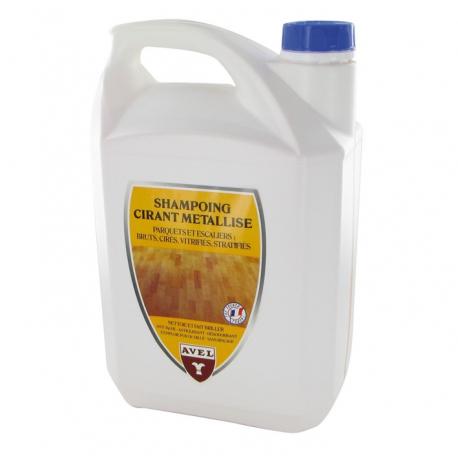 Shampoing cirant parquet AVEL 5L