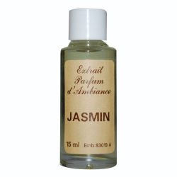 INDISPO-Extrait de parfum 15ml jasmin