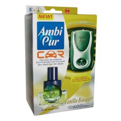 Ambipur car diffuseur parfum vanilla bouquet