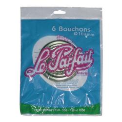 Bouchon x6 Familia Wiss 82mm