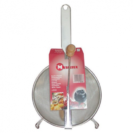 Moulin à coulis ou poissons D18cm METALTEX