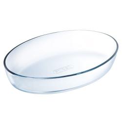 Plat à four ovale 30 x 21 cm PYREX