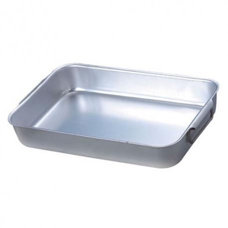 Plat à rôtir en aluminium 36 x 26 cm AGNELLI