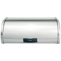 Boîte à pain Touch Bin large brillant steel BRABANTIA
