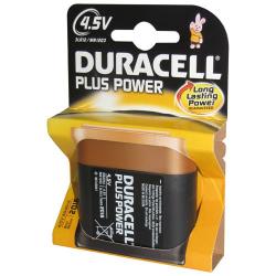 Pile alcaline 4,5V Duracell plus x 1
