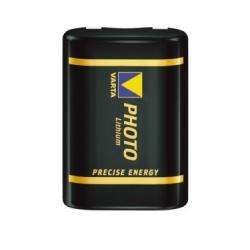 2CR5 - Pile photo lithium - Varta