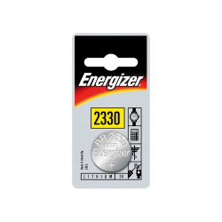 Pile bouton cr2330 x 1 energizer pile lithium cr2330 - Pile plate 3v ...