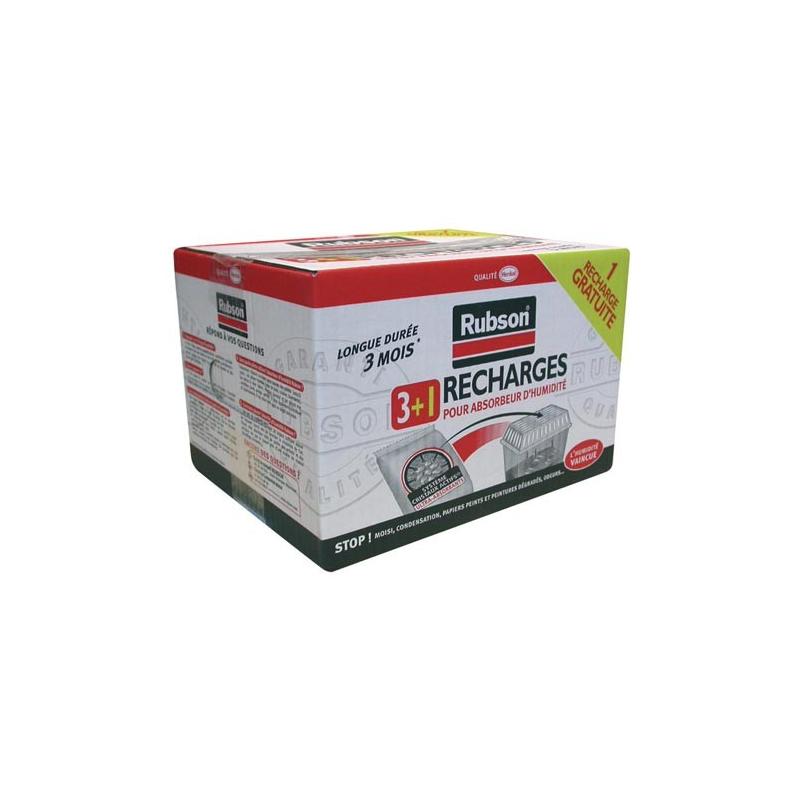 Recharge en sac pour absorbeur basic 3 1 gratuit puret de l 39 air les recharges d 39 absorbeurs - Recharge absorbeur d humidite rubson ...