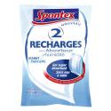 INDISPO-Recharge absorbeur d'humidité x 2 parfum fraicheur fleurie - SPONTEX