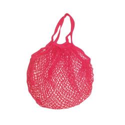 Filet coton rouge 40 x 40 - SIDEBAG