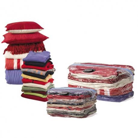 sac de rangement sous vide lot 2 assortis ordinett pratique pour le rangement housse. Black Bedroom Furniture Sets. Home Design Ideas