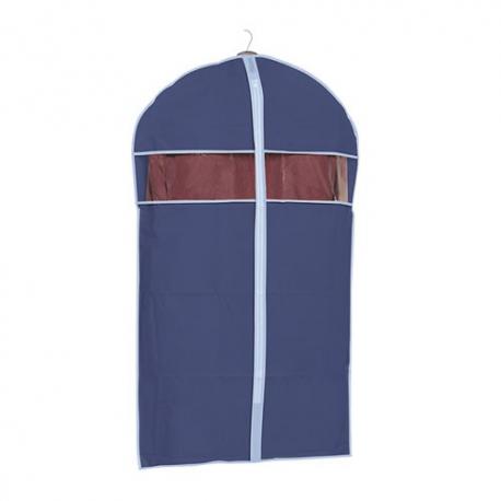 Housse à vêtements 100 x 60 bleu - RAYEN