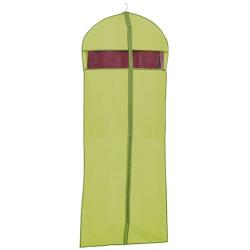 Housse à vêtements 150 x 60cm pistache- RAYEN