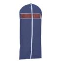 Housse à vêtements 60 x 135 cm bleu- RAYEN