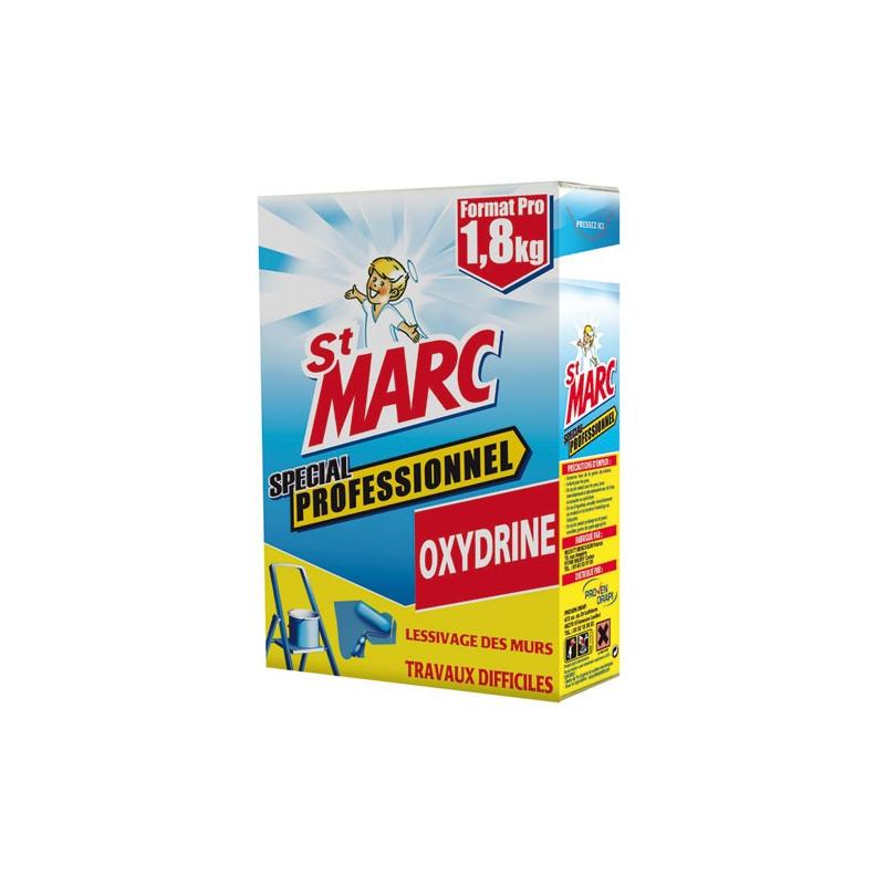 St marc oxydrine professionnel 1 8k lavage des sols et - Saint marc oxydrine ...