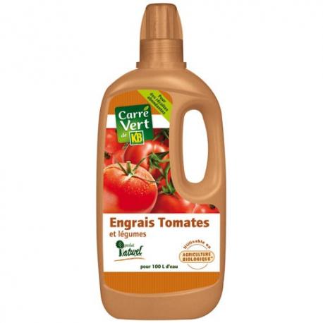 engrais liquide tomates 1l carr vert kb jardinage engrais. Black Bedroom Furniture Sets. Home Design Ideas