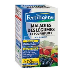 Maladies des légumes et pourritures 60ml - Fertiligène