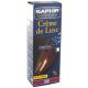 Crème de luxe saphir tube applicateur marron foncé