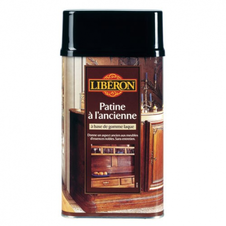 Patine l 39 ancienne liberon 0 5l for Liberon patine cuisine