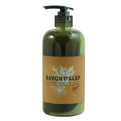 Savon d'alep liquide 500ml ALEPPO SOAP
