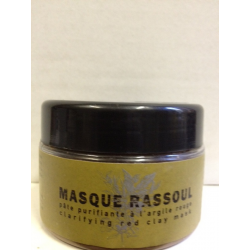 Masque au rassoul Aleppo Soap 125g