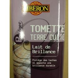 Lait de brillance tomettes 1L Liberon