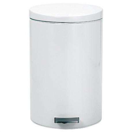 poubelle p dale 20l motion control blanc les poubelles. Black Bedroom Furniture Sets. Home Design Ideas