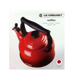 Bouilloire Tradition demi LE CREUSET 2.1L