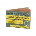 Papier Arménie paquet 1 carnet