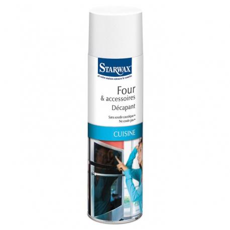 STARWAX - Décapant four accessoires soi aerosol 500ML