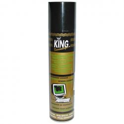 Nettoyant écran ordinateur King bombe 400ML