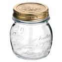 Pots à confiture en verre